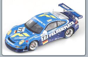 1/43 Porsche 911 Gt3 Rsr 997 Team Felbermayr Le Mans à 24 heures 2008 # 77 9580006919090