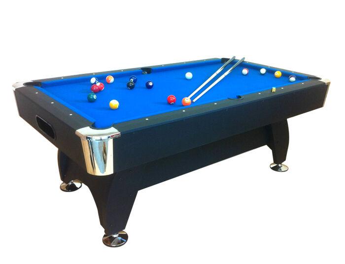 TAVOLO DA BILIARDO  ACCESSORI PER CARAMBOLA  PANNO BLU  NUOVO billiard table