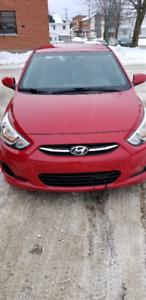 2015 Hyundai Accent Familiale