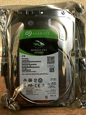 Seagate BarraCuda 4TB Internal Hard Disk 3.5 inch ...