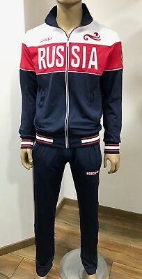 Bosco Sport Russian Olympic Team Tracksuit Collection