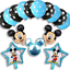 Disney-Mickey-Mouse-Birthday-Balloons-Foil-Latex-Party-Decorations-Gender-Reveal thumbnail 17