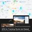 "miniatura 6 - TOGUARD 4K Dual Dash Cam Front Rear GPS Mirror Car Dash Cam 12 ""Cámara táctil ES"
