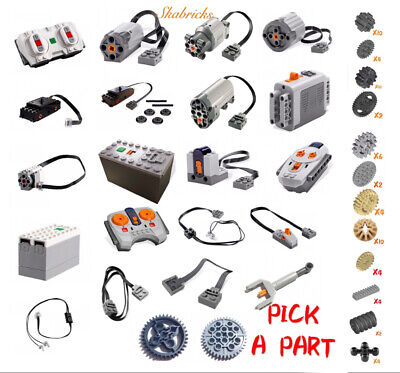 Technic Parts Compatible All Brands Multi Power Functions Tool Servo Receiver^m^