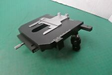 Olympus Bh2 Microscope Sample Stage And Slider For Slides Bh 2