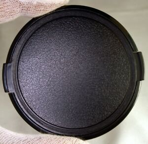 new-72mm-Lens-Front-Cap-Black-snap-on-type