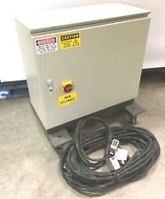 Rittal Ae2600 Free Standing Casters Enclosure Panel Box Type 12 800x700x370mm 1