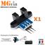 Module Fourche optique mini Capteur vitesse Tachymètre OptocoupleurArduino