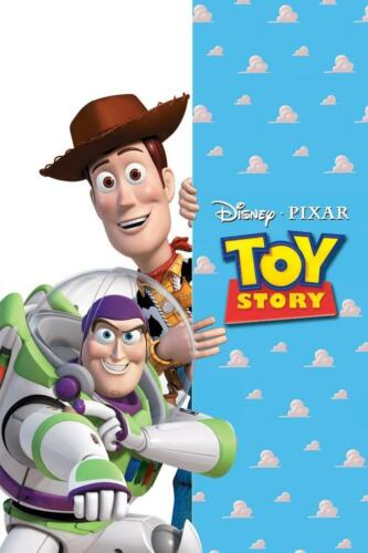 Toy Story Movie Poster Print Wall Art 8x10 11x17 16x20 22x28 24x36 27x40 Hanks