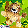 WEBKINZ-LION-FULL-SIZE-NEW-w-SEALED-CODE