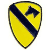 Us Army 1st Cavalry Division Pin