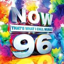 Various Artists - Now That's What I Call Music! 96 (2CD 2017) NEW/SEALED