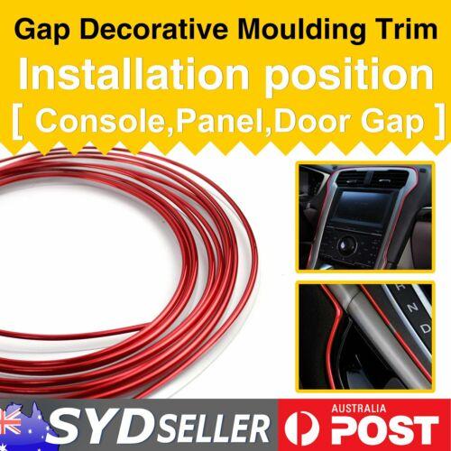 Awesome Decor,Various Color Details about  /Automobile Gap Molding Trim Interior//Dashboard//Door