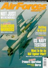 AIR FORCES MONTHLY 2/05 USNR USMCR AIRCRAFT VFA VMFA / GERMAN MFG / RNLAF AFGHAN