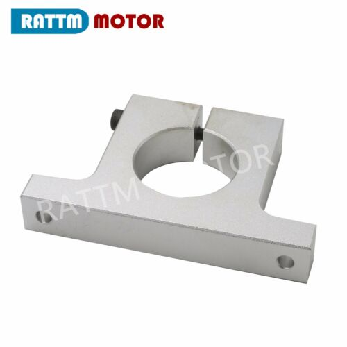 NEW 43mm Aluminium Spindle Motor Mount Bracket Neck Clamp Holder for CNC Router