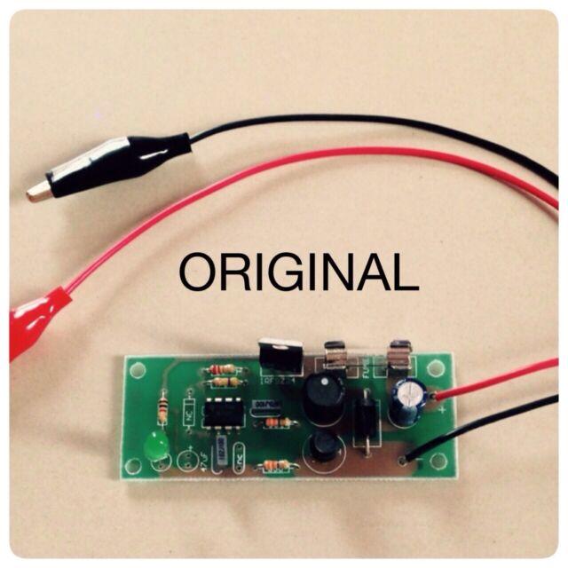 12 volts lead acid battery desulfator assembled kit ORIGINAL DESIGN NOT A COPY
