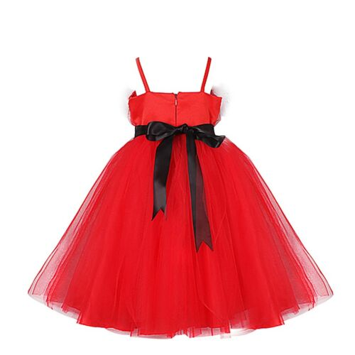 Christmas Clothes Dress Toddler Kid Boys Girl Santa Costume Party Cosplay Outfit