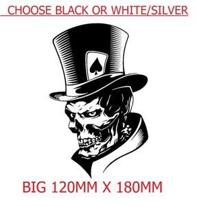 Parts & Accessories Decals, Emblems & Flags STICKER WHITE