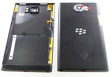 New OEM Blackberry Priv Back Battery Cover Door Case Housing + Camera Lens Glass