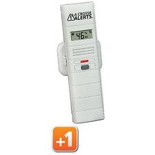 926-25000-WGB La Crosse Alerts Mobile™ Add-On Temperature & Humidity Sensor