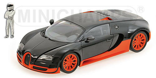 Shengshi star brille, a ez-vous au sentiHommes t t t de la clientèle Bugatti Veyron Super Sport Top Gear 1/18 519101101 Minichamps | Acheter  fe59ad