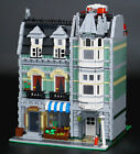 New Green Grocer Compatible With Lego 10185 Sealed