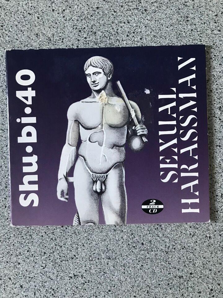Shu-bi-dua Shubi40: Sexual Harassman, pop