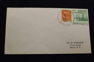 Naval-Housse-1941-SHIP-039-S-Cancel-Uss-Chaumont-AP-5-5581