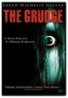 The Grudge Dvd Sarah Michelle Gellar -