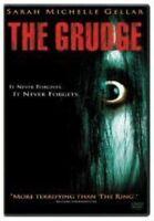 The Grudge Dvd Sarah Michelle Gellar -