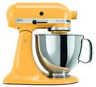 KitchenAid Stand Mixer tilt 5-Quart ksm150psbf Artisan Yellow Buttercup New