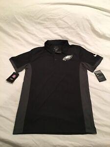 eagles golf shirt