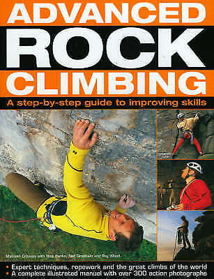 1 of 1 - Advanced Rock Climbing: A Step-by-step Guide to Improving Skills - Expert Techni