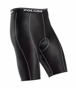POLARIS SPRINT II ADULTS MENS CYCLING SHORTS IN BLACK S//XL REDUCED PRICE!