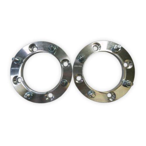 "Pair 1/"" 4x156 Wheel Spacers 12x1.5mm Stud Polaris RZR RZR4 XP1000 XP4 XP 1000"