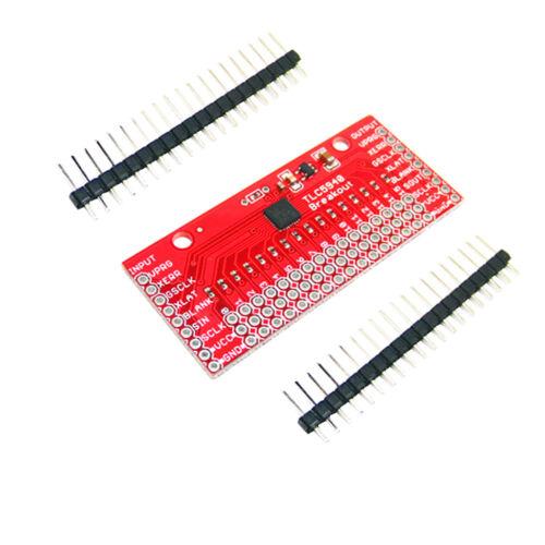 TLC5940 Breakout LED Driver Board Module serial interface