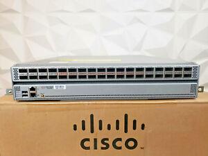 Cisco-Nexus-N9K-C9336PQ-36-Port-40G-QSFP-Nexus-9336-ACI-Spine-Switch-w-Dual-AC