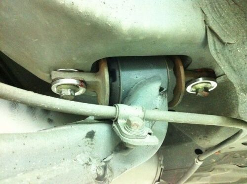 STIFF RING SUBFRAME RIGID COLLAR FOR HONDA CIVIC FN2 Front and Rear