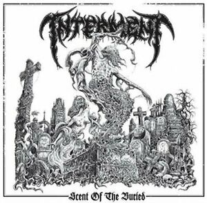 Interment-Scent-Of-The-Buried-CD