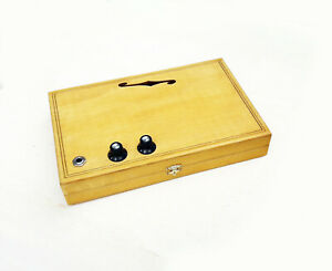 Cigar-box-guitar-3-or-4-string-Body-Handmade
