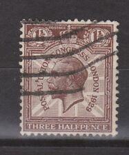 Great Britain nr 172 used GEORGE V 1929 VEILING oude postzegels ENGELAND