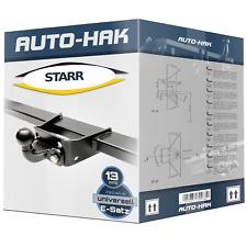 Auto Hak E-Satz 13pol spezifisch Set neu NV 400 Kombi Anhängerkupplung starr