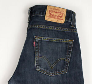 Levi-039-s-Strauss-amp-Co-Hommes-506-Jeans-Jambe-Droite-Taille-W33-L34-ATZ1034
