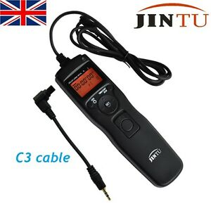 Jintu Timer Remote Control for Canon 7D 6D 5D 5DIII 50D 40D 1D 1DX AS TC80N3 UK - <span itemprop=availableAtOrFrom>Portsmouth, United Kingdom</span> - We Offer 30 days exchange or refund after sells If you find the item is defective, a replacement will be sent or full refund will be issued once the item is received from u If the item - Portsmouth, United Kingdom