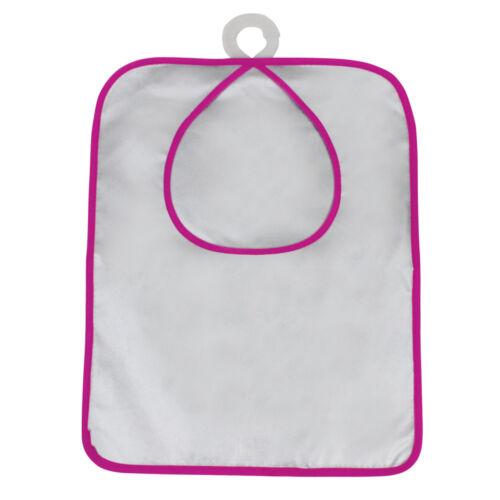 JVL Showerproof Rose Bleu Violet Peg Sac avec double crochet