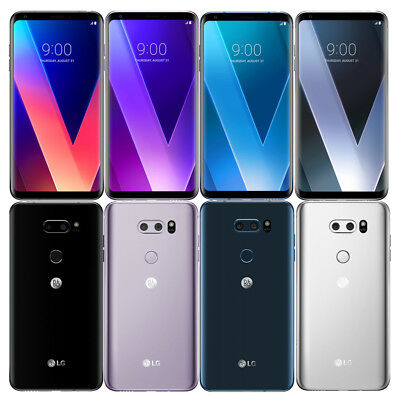 Original LG V30 H931 64GB GSM Unlocked Android Quad Core 6