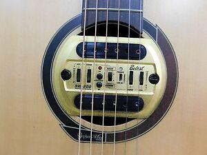 belcat sw200 r1 wireless magnetic sound hole pickup system for acoustic guitar ebay. Black Bedroom Furniture Sets. Home Design Ideas