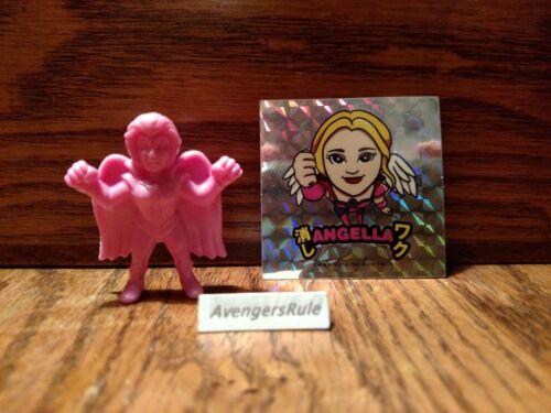 She-Ra Power Princess Mini-Figure Angella Pink Keshi Surprise