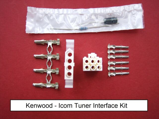 D3 Kenwood Automatic Low Power Tune Adapter Icom LDG ATU's AH-4 Antenna  Tuner