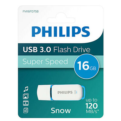Philips USB 3.0 Snow Super Speed Edition Flash Drive